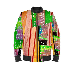 Ploychrome Patch Collage Jacket