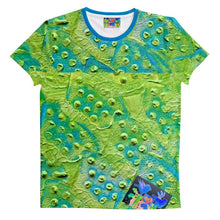 Load image into Gallery viewer, Out of the Woods spring green Tee