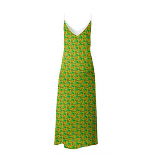 #2 Spirit Garden slip dress