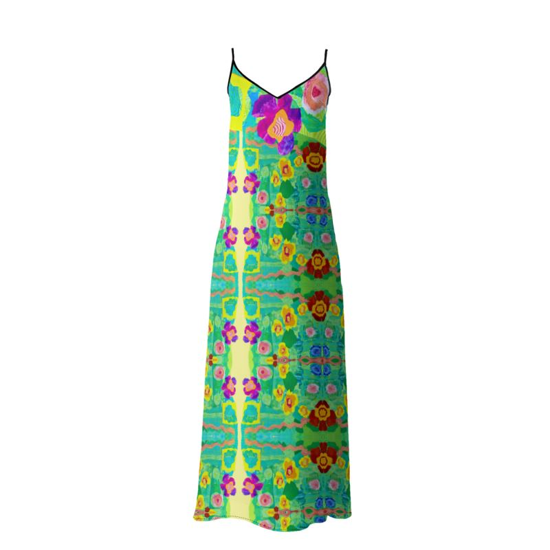 #3 Spirit Garden slip dress