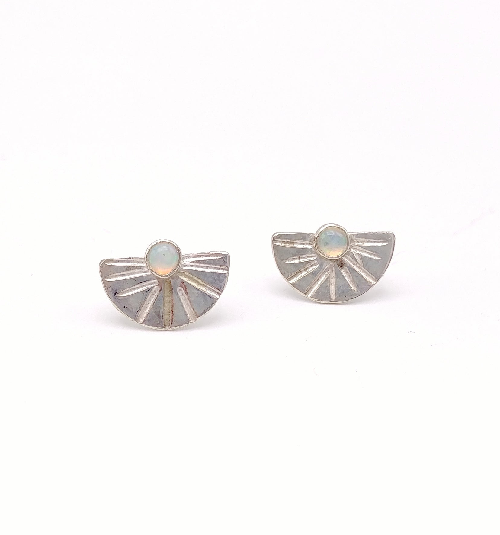 Tropic of Capricorn Gemstone Studs