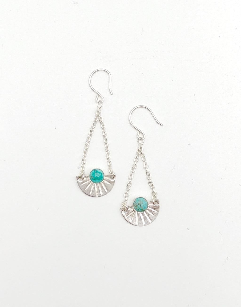 Tropic of Capricorn Gemstone Earrings
