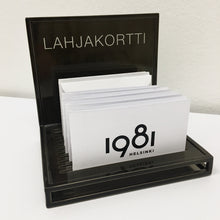 Load image into Gallery viewer, Lahjakortti - Gift Card