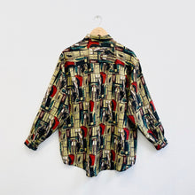 Load image into Gallery viewer, Vintage - Dan silk shirt