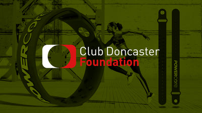 CLUB DONCASTER FOUNDATION PARTNER WITH POWERCORE