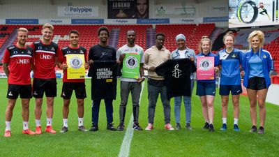 CLUB DONCASTER TAKE PART IN EXCITING NEW PROJECT
