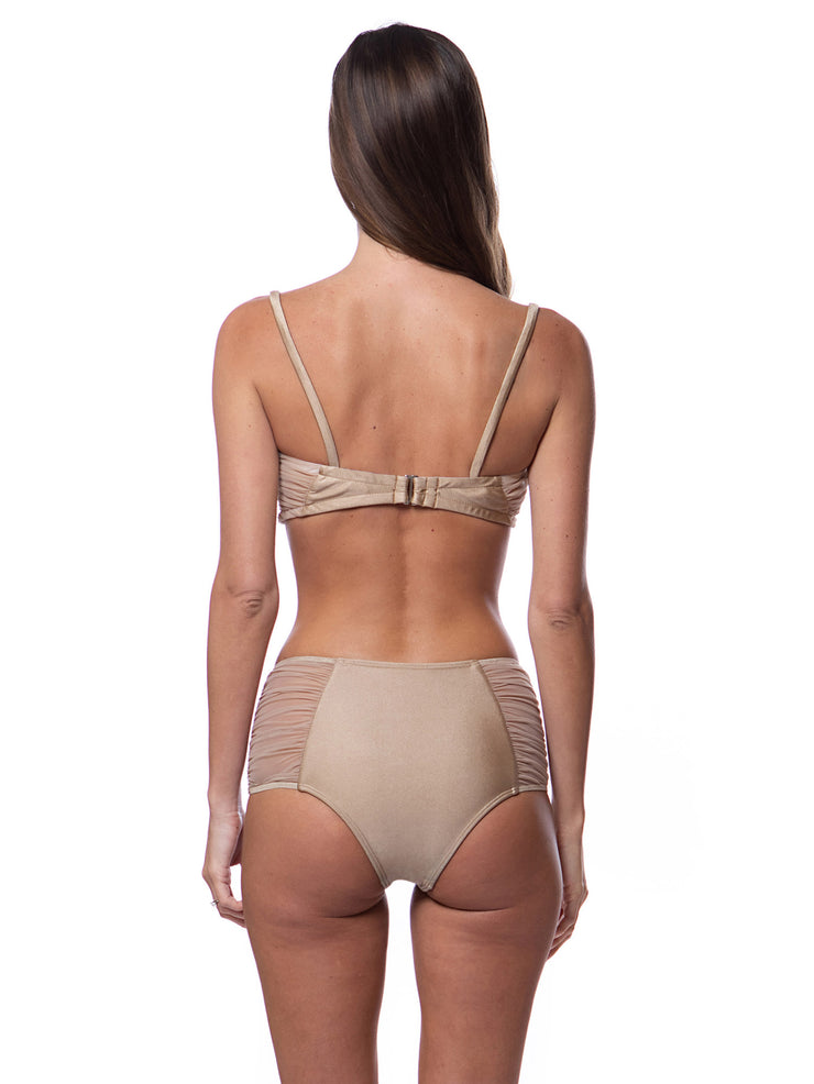 Sheer Bliss High Waist Bottom