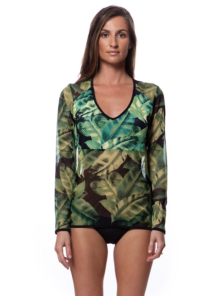 Rash Guard Top