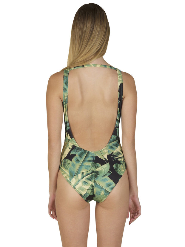 Got Your Back Sleeveless One Piece