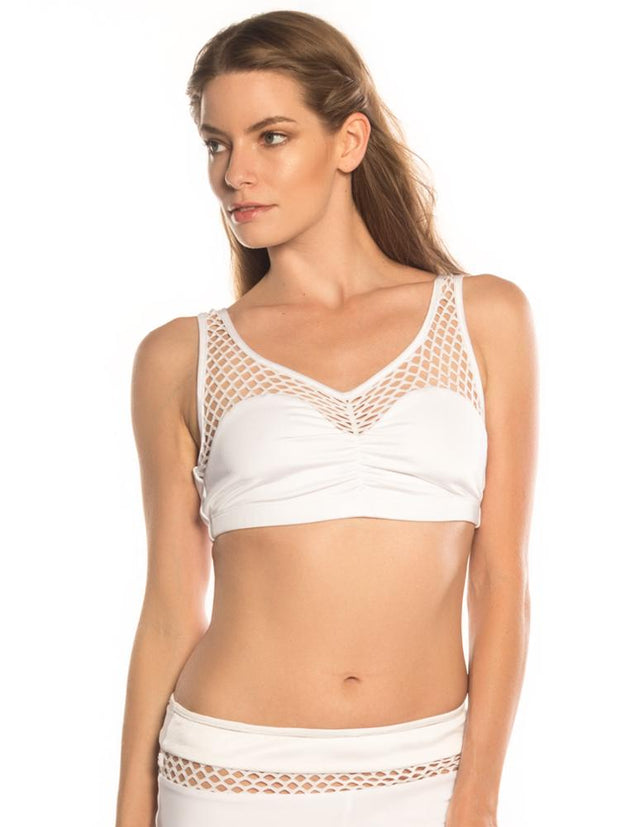 Go Fish Bralette Top
