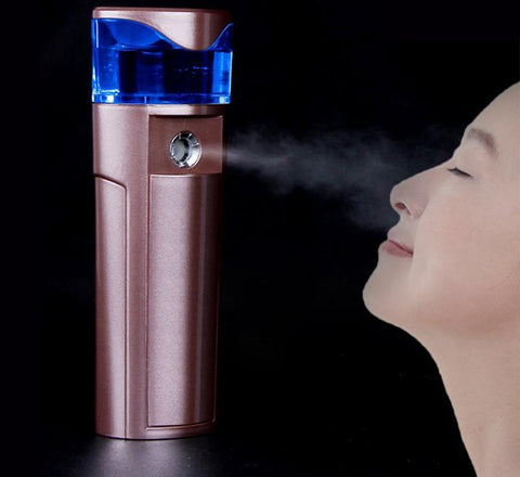 Image of Portable Nano Mist Facial Steamer
