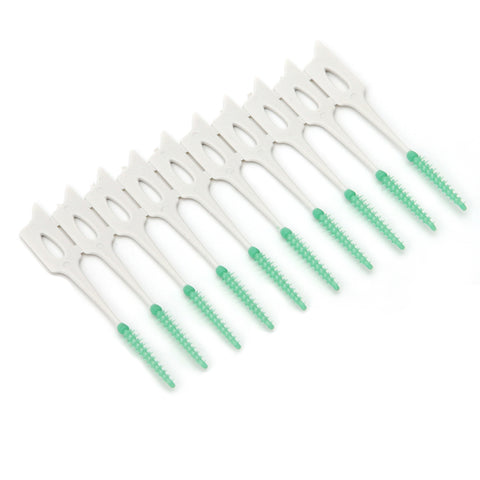 Image of Interdental Floss Brush Dental Oral Care