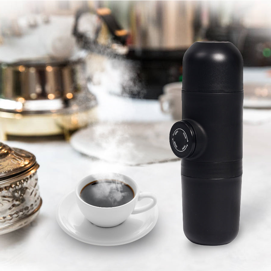 Portable Hand Held Coffee Maker