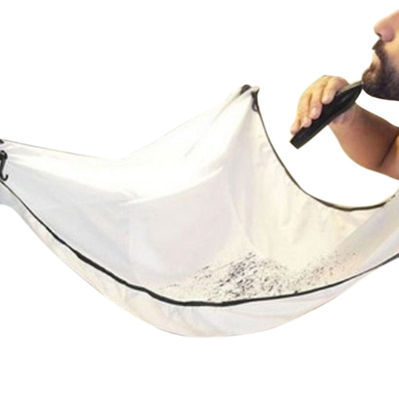 Facial Hair Shave Apron / Cape