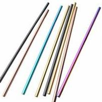 Image of Stainless Steel Reusable Straw