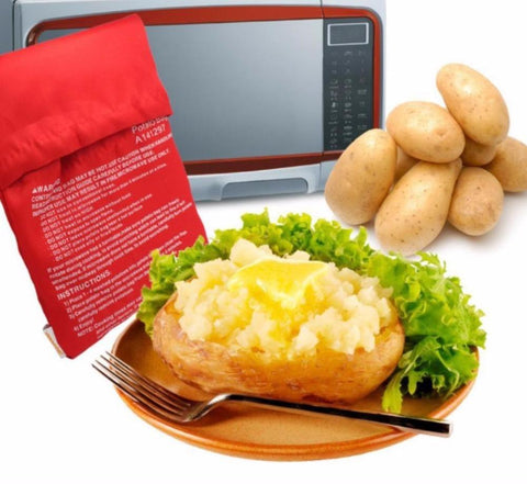 Image of Washable Microwave Cooking Bag
