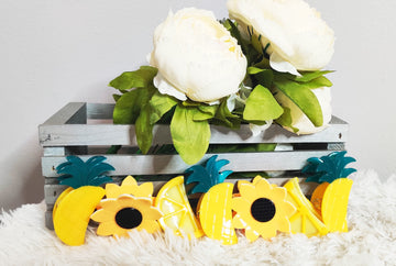 On Trend Hair Clips