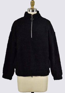 The Fuz sherpa Jacket