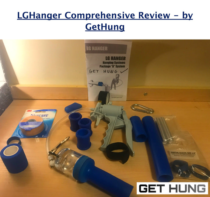 LGHanger Comprehensive Review