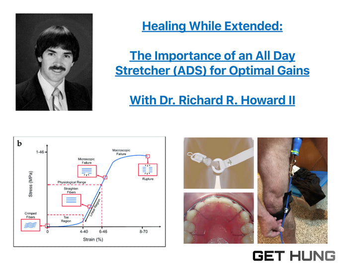 The Importance of an ADS: Healing While Extended by Dr Richard Howard II