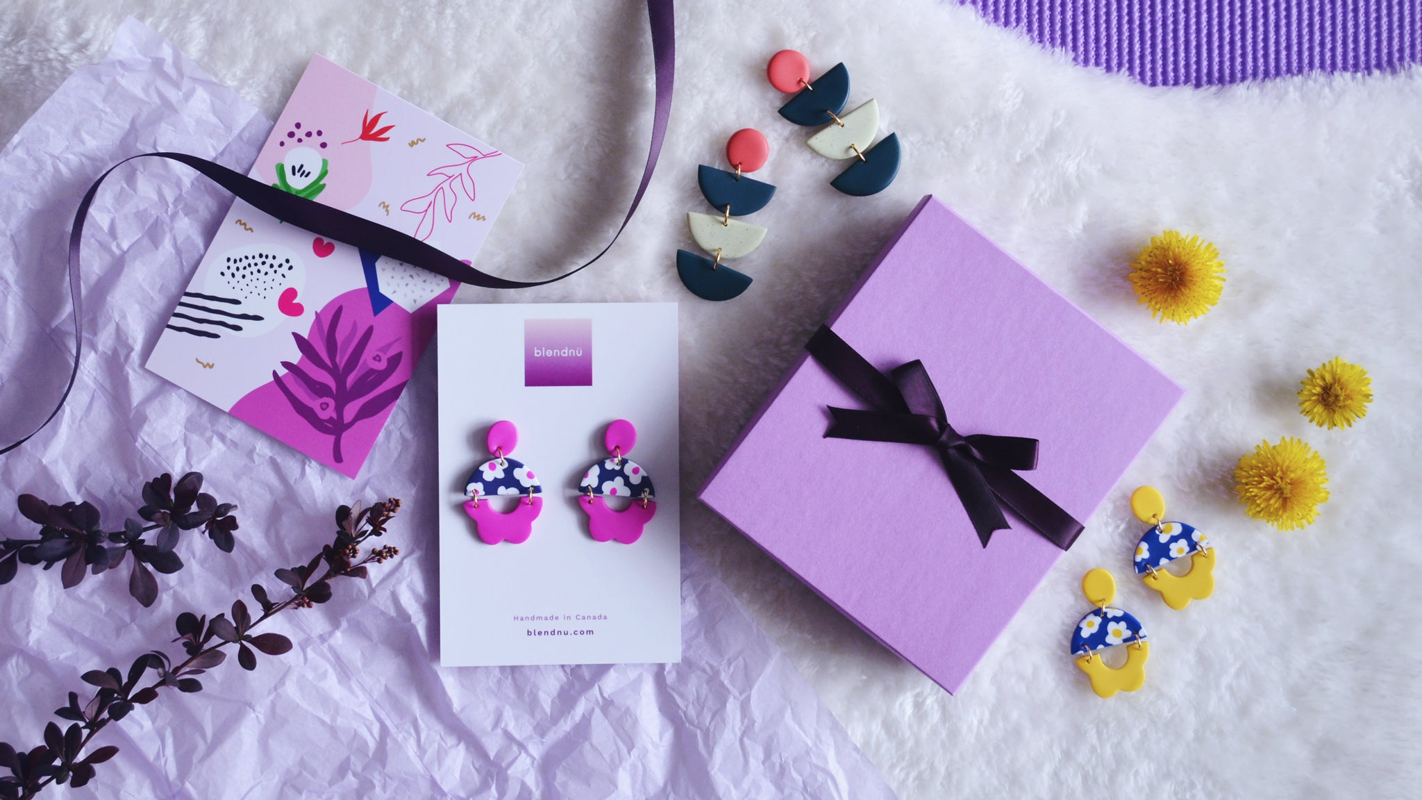 Blendnu Modern Jewelry Gifts Packaging Stockists