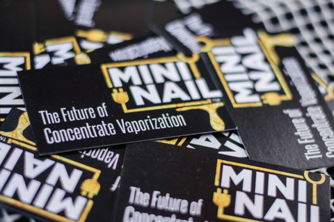 MiniNail College Hill Case Study The Future of Concentrate Vaporization
