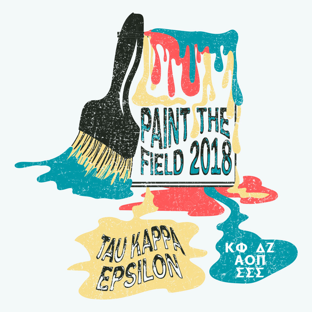 Paint the Field Philanthropy Design