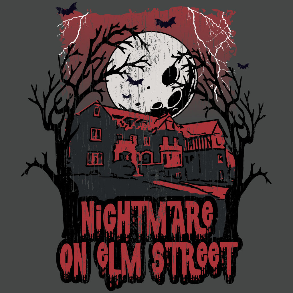 Nightmare on Elm Street Halloween Design