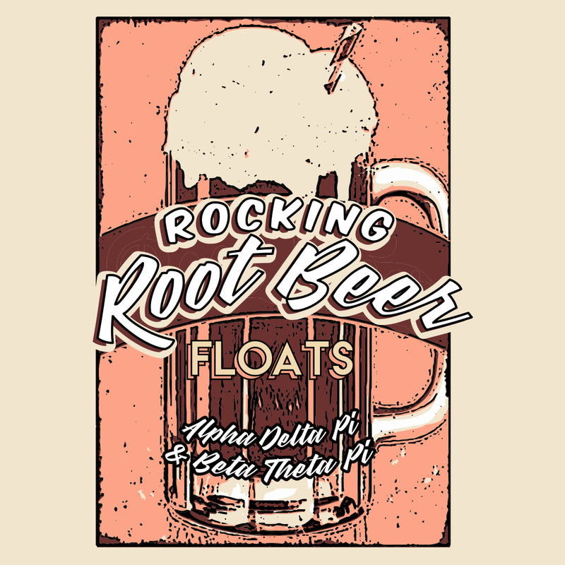 Rocking Root Beer Floats Philanthropy Design