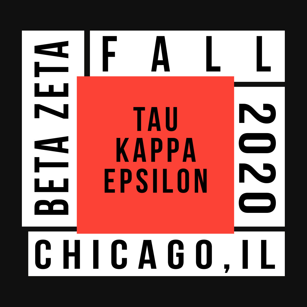 Tau Kappa Epsilon Minimal Fall Recruitment Design