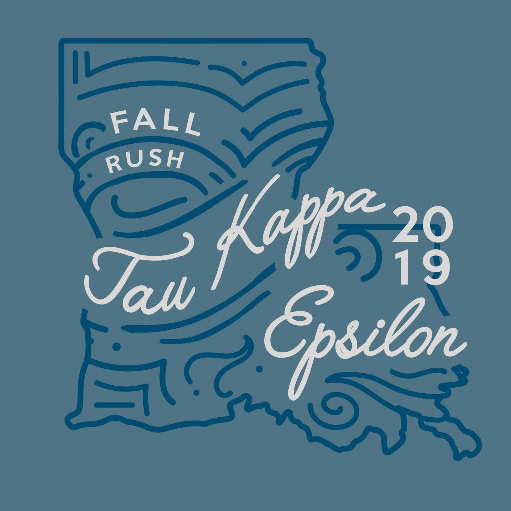 Louisiana Outline TKE Design