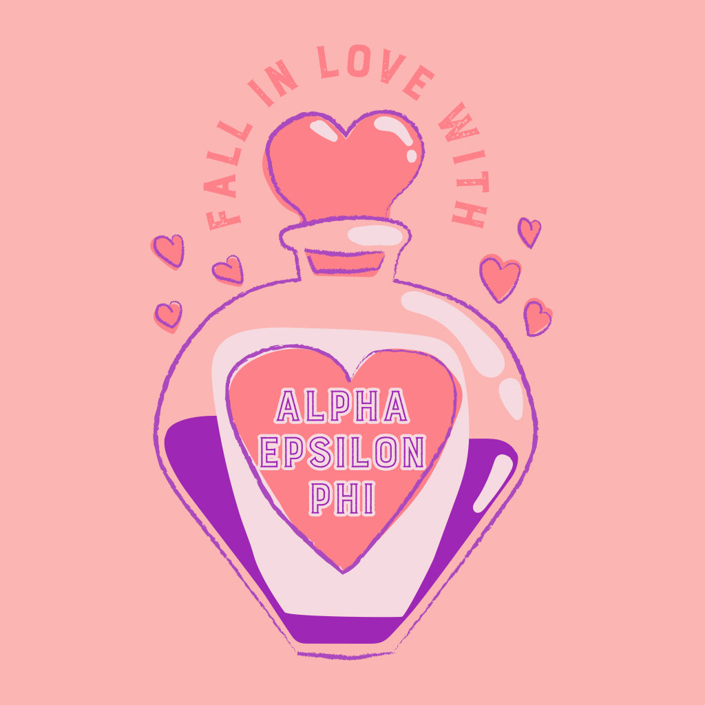 Fall in Love Potion Design