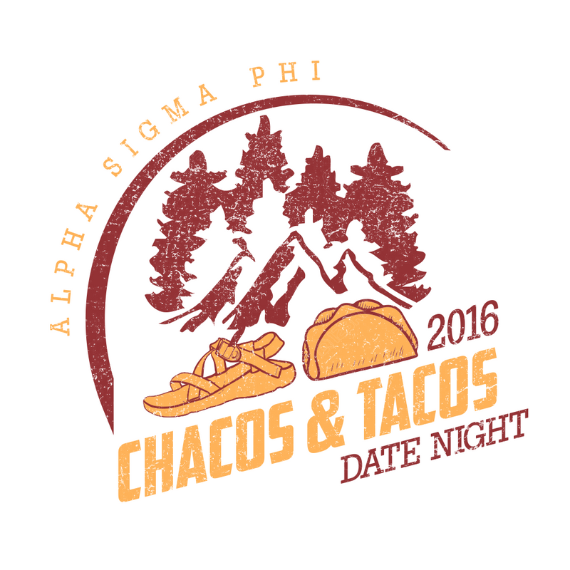 Alpha Sigma Phi Date Night Design