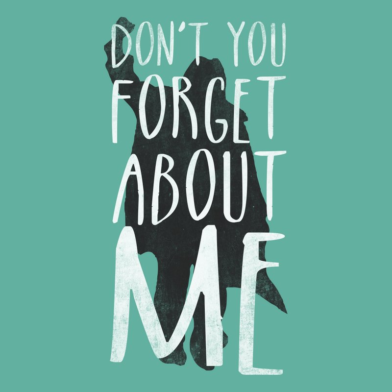 Don't You Forget About Me Seniors Design