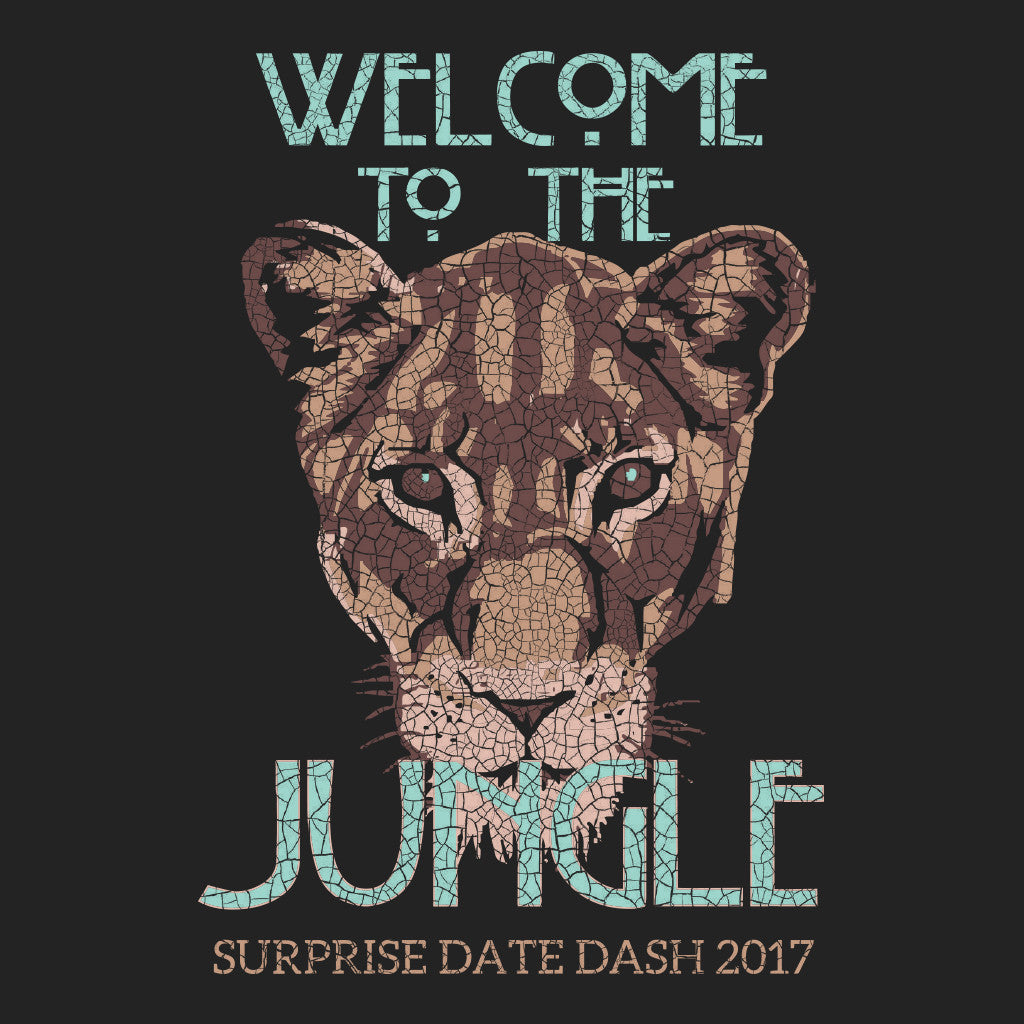 Welcome to the Jungle Date Dash Design