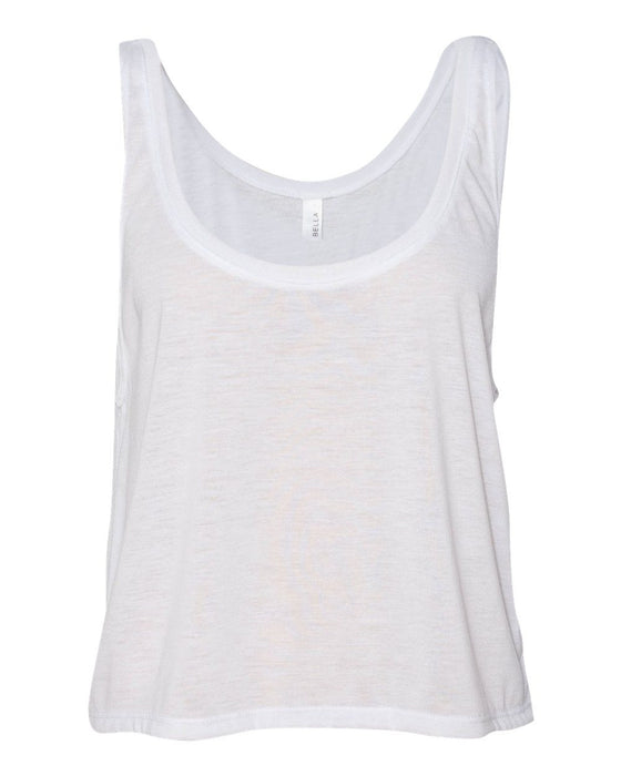 Bella + Canvas Women's Flowy Boxy Tank