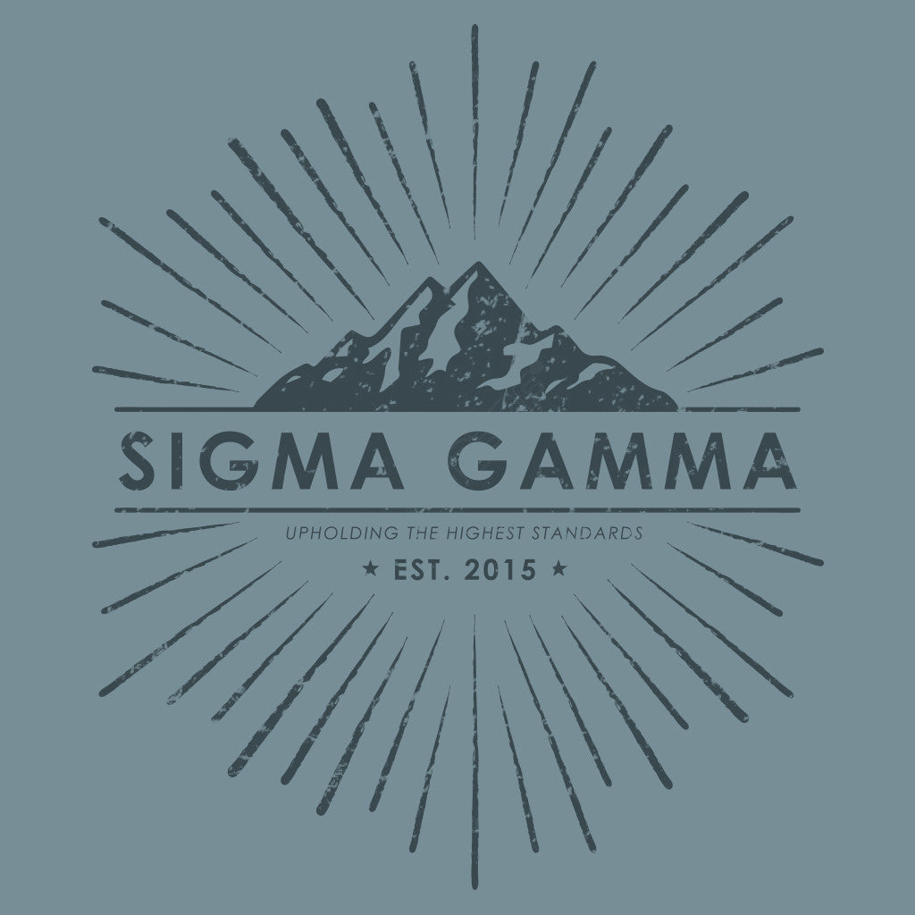 Sigma Gamma Minimal Mountain Design