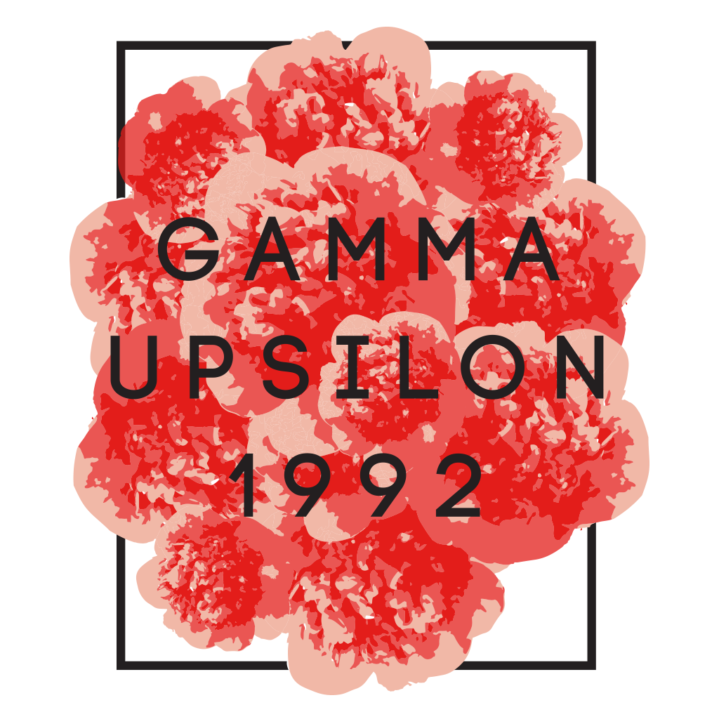 Gamma Upsilon 1992 Flower Bouquet Design