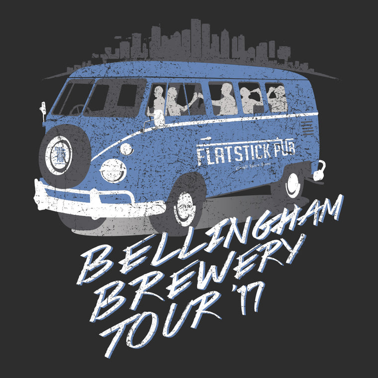Bellingham Brewery Tour Design