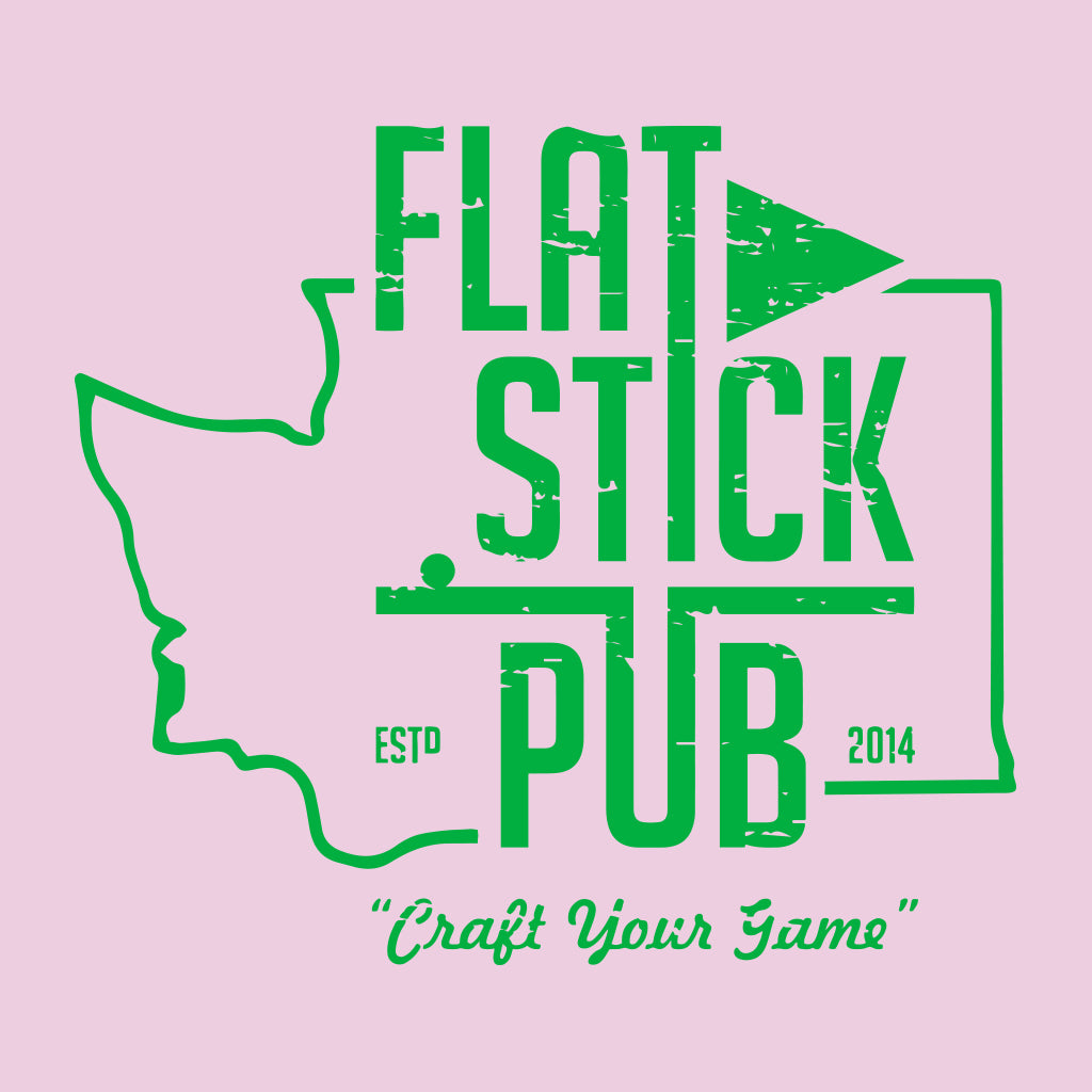 Flatstick Pub Members Only Design