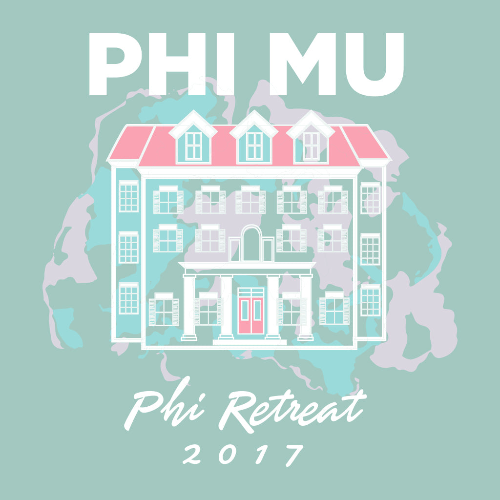 Phi Mu Phi Retreat House Design