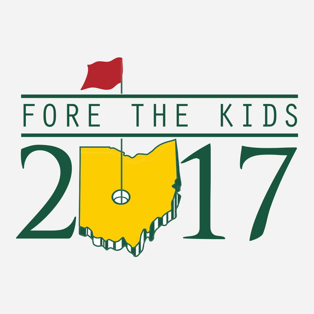 """Fore the Kids"" Philanthropic Golf Design"