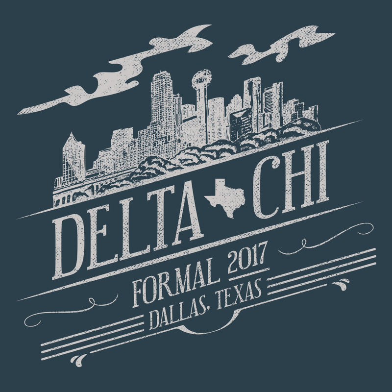 Delta Chi Cityscape Formal Design