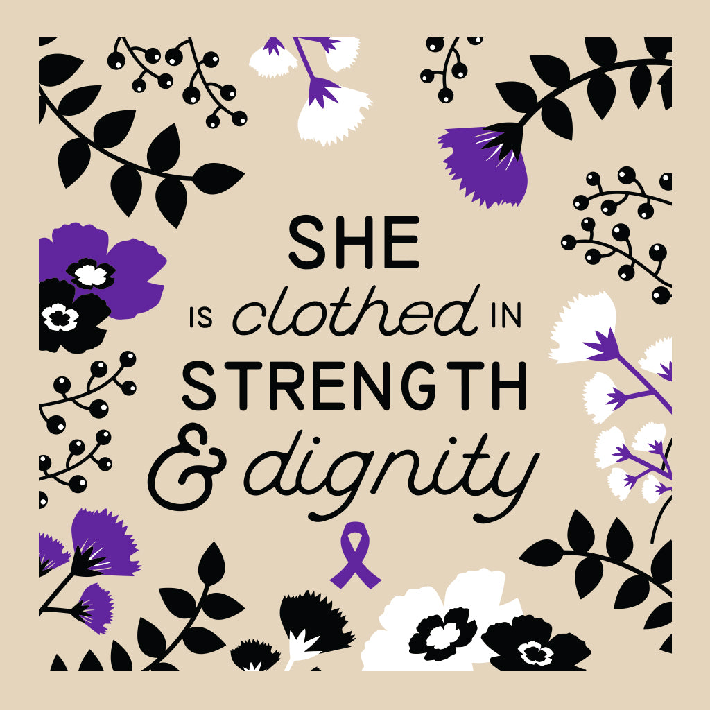 Strength & Dignity Philanthropic Design