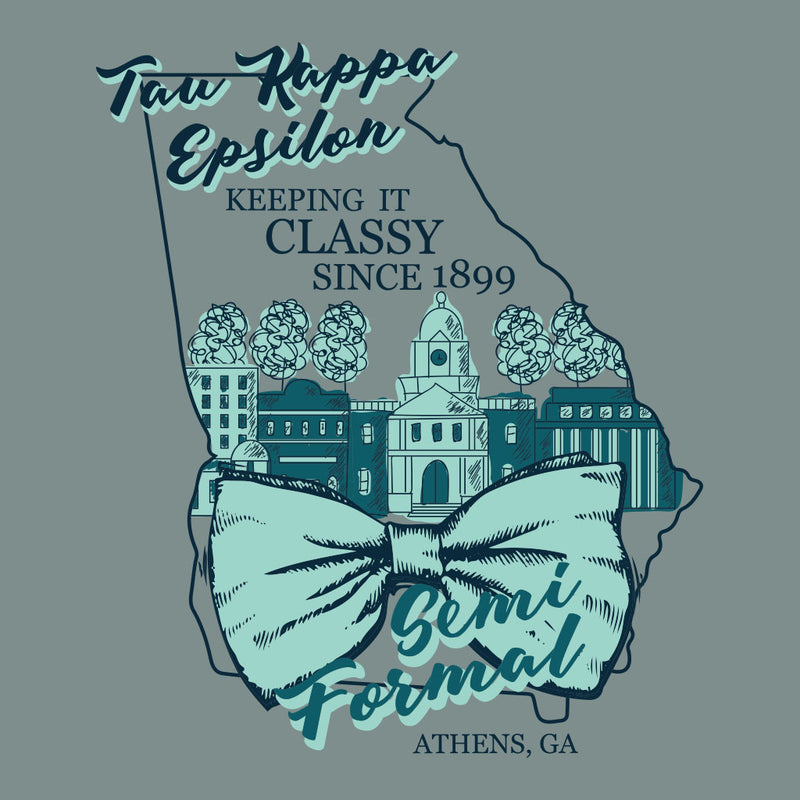 Tau Kappa Epsilon Keepin' it Classy Design