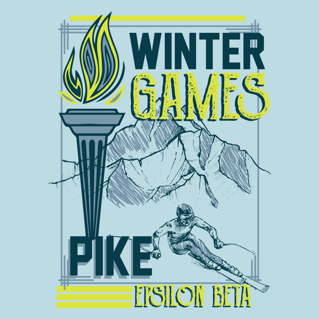 Pike Winter Games Design
