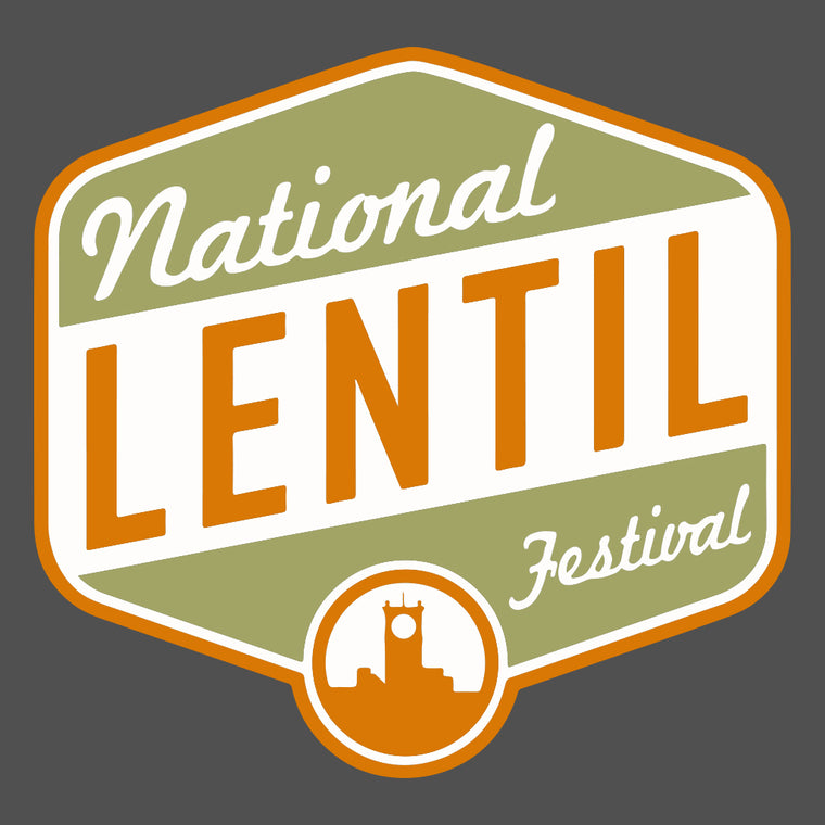 Pullman Chamber of Commerce Lentil Annual Festival Design