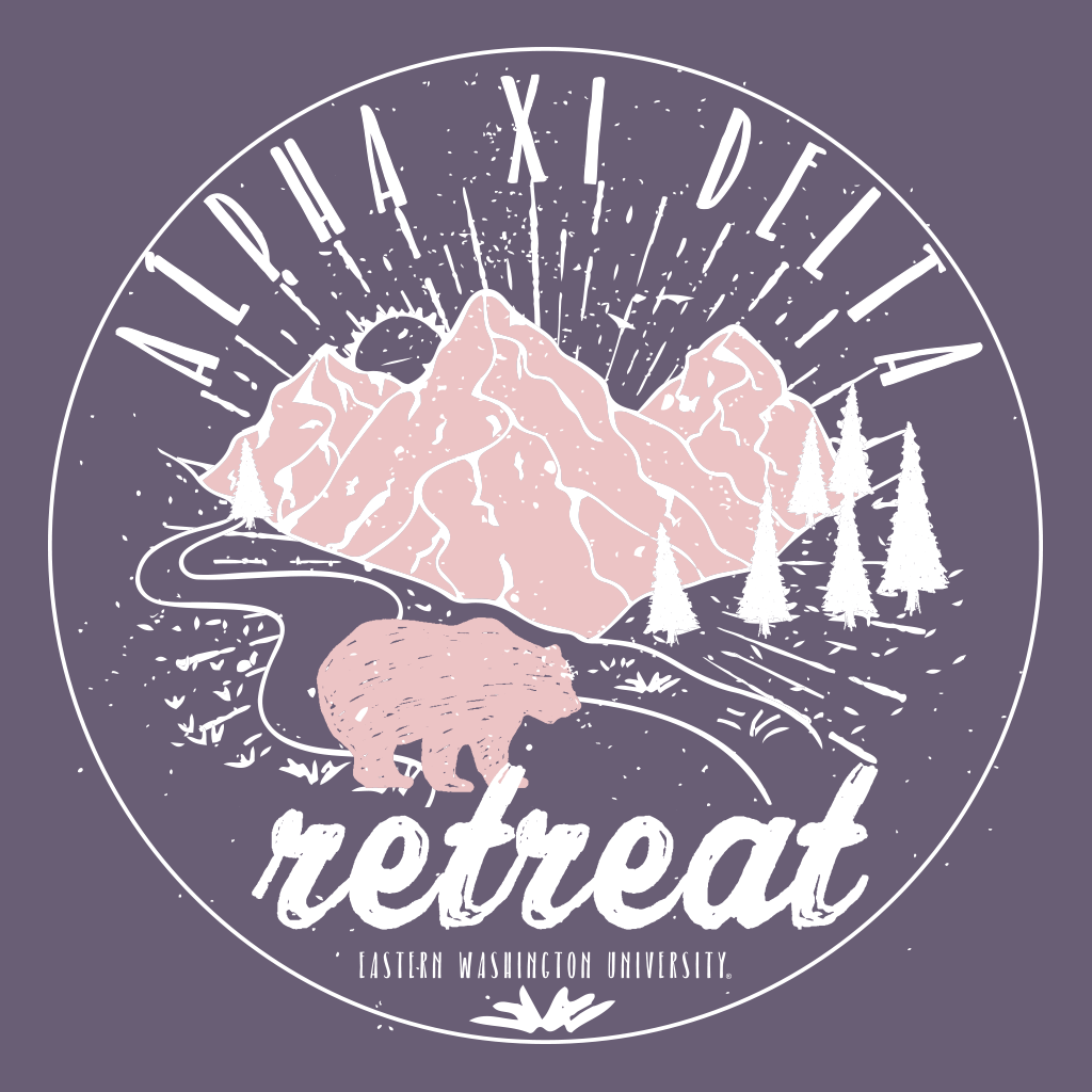 Alpha Xi Delta Mountain Retreat Design