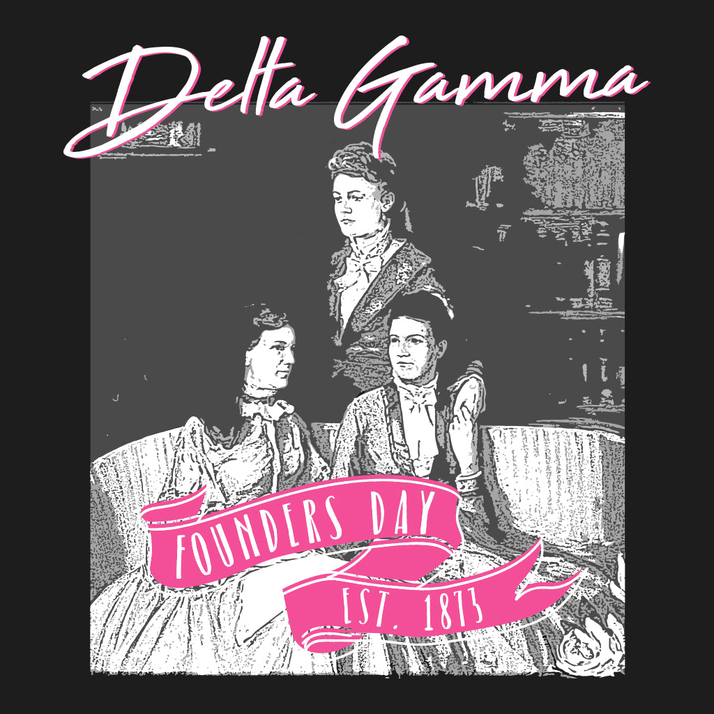 Delta Gamma Founder's Day Design