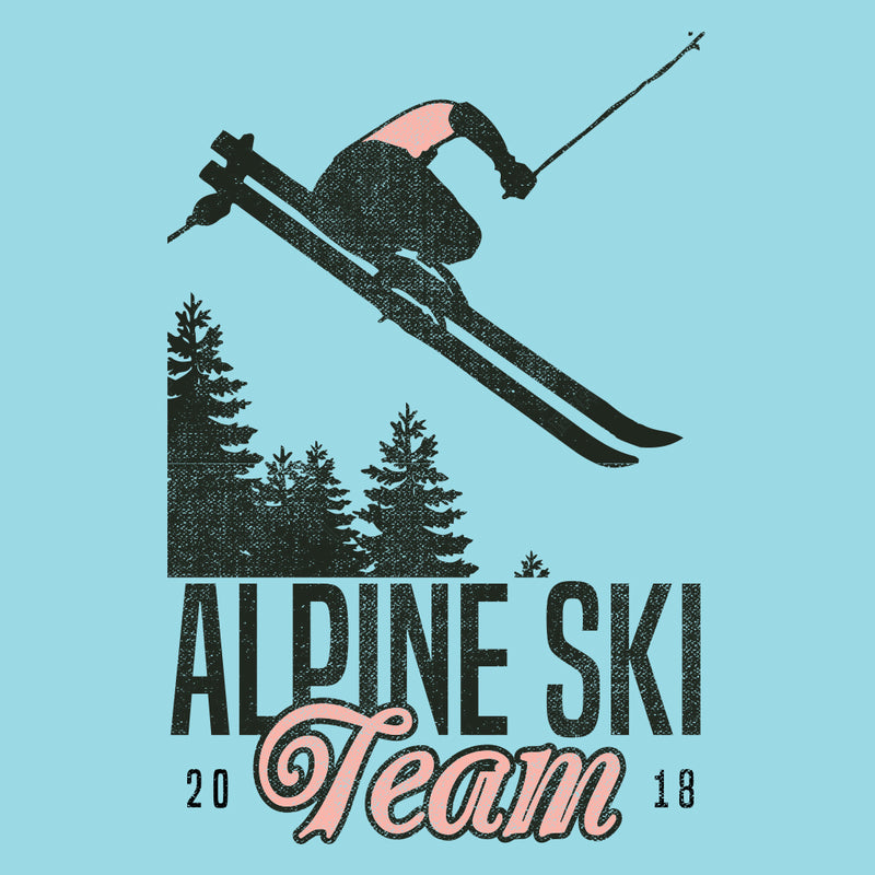 Alpine Ski Team Design